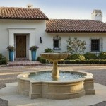 Spanish-Revival-ext-with-fountain-611x422